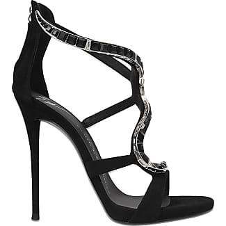 Sandales à talons Boom RicamoGiuseppe Zanotti