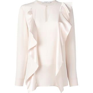 ruffle panel blouse - Pink & Purple Givenchy