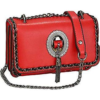 Handtaschen-Art Und Weise Große Kapazität Handtaschen-Schulterbeutel Kurierbeutel-Wölbungsbeutel,Black-OneSize GKKXUE