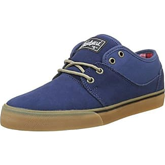 Globe Motley, Sneakers, unisex, Blu (Blau (navy wash 13202)), 40.5