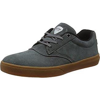 GlobeTilt, Zapatillas de Skateboarding Hombre, Negro (Black/Gum), 42 EU (9 US)