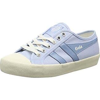 Gola Coaster, Zapatillas para Mujer, Azul (Denim/Off White EW Blue), 38 EU