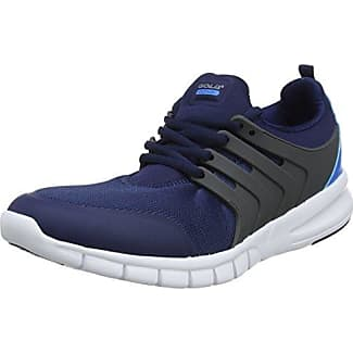 Gola Lovana, Zapatillas Deportivas para Interior para Mujer, Azul (Navy/Pink), 40 EU