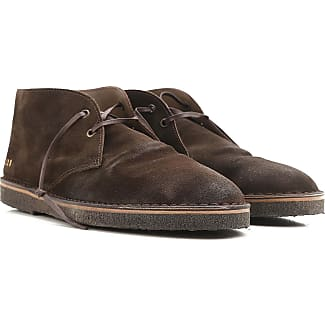 Desert Boots Chukka for Men On Sale, Coffee, Suede leather, 2017, 6.5 8 Golden Goose
