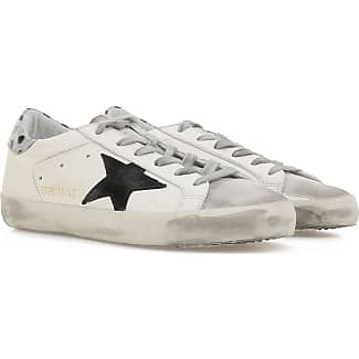 Sneakers for Women On Sale, White, Leather, 2017, 2.5 3.5 4.5 5.5 7.5 Golden Goose