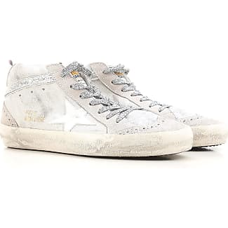 Sneakers for Women, White, Leather, 2017, 3.5 5.5 7.5 Golden Goose