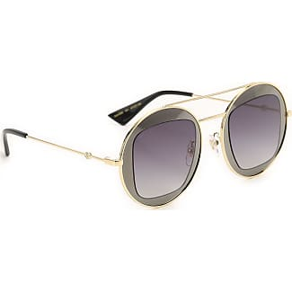 Sunglasses On Sale, Iridescent Blue, 2017, one size Gucci