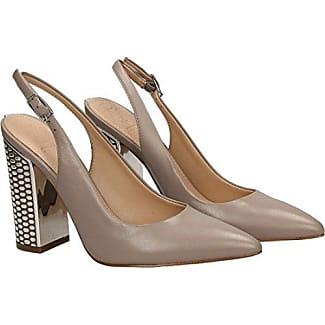 Guess Footwear Dress Sling Back, Escarpins Bout Fermé Femme, (White), 36 EU