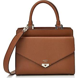 Hwvg6792200, Womens Top-Handle Bag, Marrone (Cognac), 3.7x34x36.5 cm (W x H L) Guess