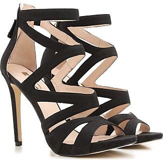 Zapatos de Mujer Baratos en Rebajas Outlet, Negro, Piel, 2017, 35.5 36 Kendall + Kylie