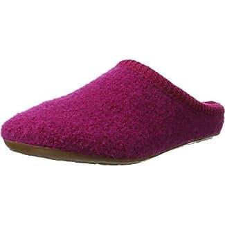 Everest Pixel, Zapatillas de Estar por Casa Unisex Adulto, Rojo (Paprika 42), 37 EU Haflinger