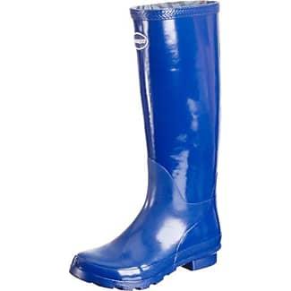 Havaianas Hav. Helios Mid Rain Boots - Botas de caucho mujer, color azul, tala 38 EU (36 Brazilian)