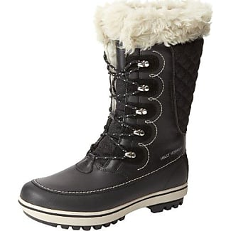 Harriet, Bottes Souples Femme - Gris (Charcoal/Ebony/Off White/Rosemist 964), 40.5 EUHelly Hansen