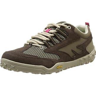 Shadow, Zapatillas para Mujer, Beige (Bone), 39 EU Hi-Tec