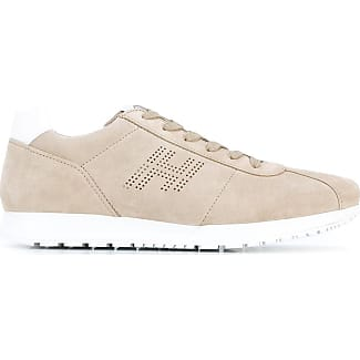 Sneakers for Women On Sale in Outlet, Grey, Suede leather, 2017, US 7.5 (EU 37.5) Hogan