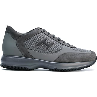 Sneakers for Men, Lead, Leather, 2017, 10 11 7 8 9 9.5 Hogan