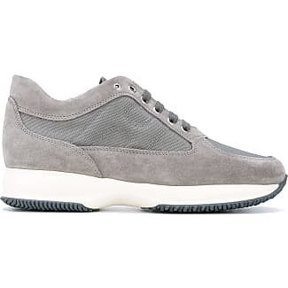 Sneakers for Men On Sale in Outlet, Grey Light, Suede leather, 2017, 6 6.5 7 Hogan