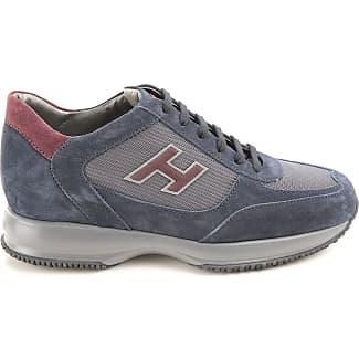 Sneakers for Men, Grey, suede, 2017, 10 11 6 7 8.5 9.5 Hogan