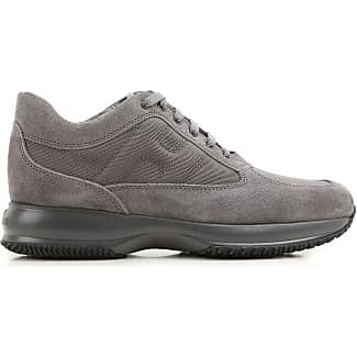 Sneakers for Women, Black, Leather, 2017, 7.5 Hogan