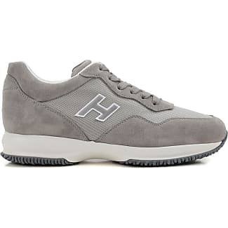 Sneakers for Men On Sale, Smoke Grey, Suede leather, 2017, 11 6.5 Hogan