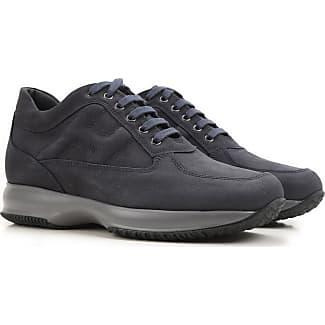 Sneaker Homme, Noir, Cuir, 2017, 39 41.5 42 42.5 44Hogan