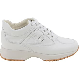 Sneakers for Women On Sale, White, 2017, 5.5 Hogan