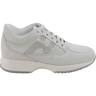 Sneakers for Women On Sale, White, Leather, 2017, 4.5 5.5 6 7.5 Hogan