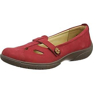 Shake, Merceditas Mujer, Rojo (Crimson), 43 EU (9 UK) Hotter