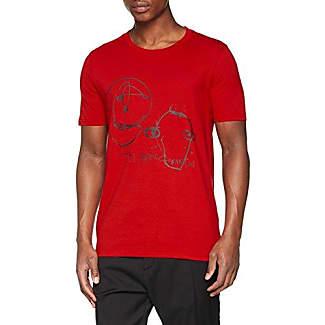 Hugo Dears, T-Shirt Homme, Rouge (Bright Red 629), MediumHUGO BOSS
