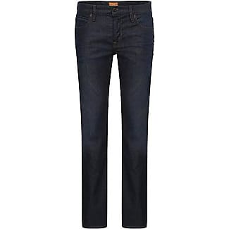 Jeans Slim Fit en coton mélangé stretch : « C-Delaware1 »129.00BOSS