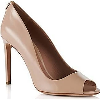 chaussures ouvertes devant et fermees derriere,chaussures femme ouverte  devant