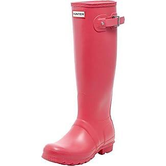 Muck Boots Breezy Tall, Bottes Femme - Rose - Pink (Pink/Black), 36.5