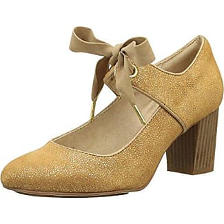 Marrone 42 EU HUSH PUPPIES SIDRA MALIA TACCHI OPENTOE DONNA LIGHT TAN Scarpe