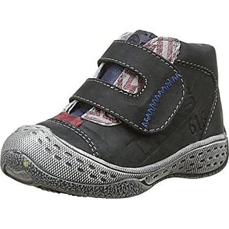 IKKS Kelly - Zapatillas para Niñas, Color Negro (41 VTC Noir/Argent Dpf/Voip), Talla 34