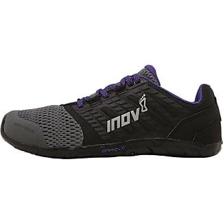 INOV8 F-Lite 195 Zapatillas de fitness unisex, Negro/Blanco, 45.5