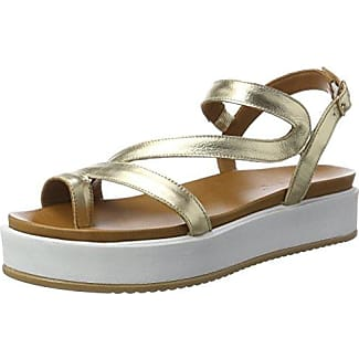 Inuovo 8450 Doré - Chaussures Sandale Femme