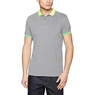 4452140/U, Camiseta para Hombre, Gris (Grigio Melange 46), S Invicta
