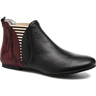 Ippon Vintage - Damen - Easy Fun - Stiefeletten & Boots - silber