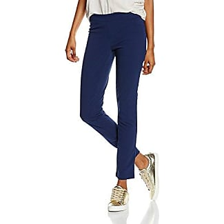 Womens Pantaloni Con Pence in Salton Trousers Isabella Roma