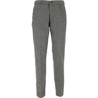 Pants for Men On Sale, Blue, Cotton, 2017, 38 J.W. Brine