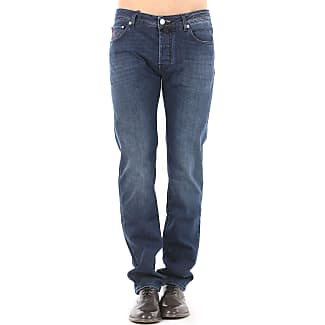 Jeans On Sale, Denim, Cotton, 2017, US 34 - EU 50 US 35 - EU 51 Jacob Cohen