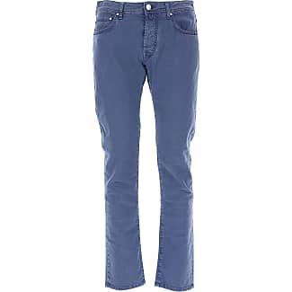 Jeans On Sale, Denim, Cotton, 2017, US 31 - EU 47 US 32 - EU 48 US 33 - EU 49 US 34 - EU 50 US 36 - EU 52 Jacob Cohen