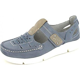 Jana shoes GmbH & Co. KG Jana [Leath Größe 40 Blau (DENIM)