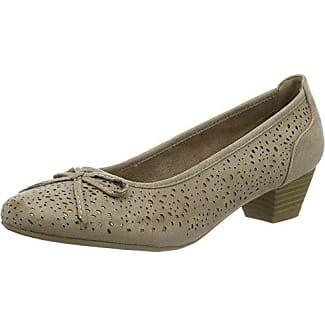293 156, Zapatos de Tacón con Punta Cerrada para Mujer, Beige (Beige), 38 EU Jane Klain