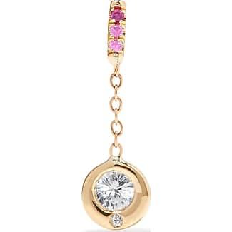 Rainbow Balance 14-karat Gold Sapphire Earring - one size Jennie Kwon Designs