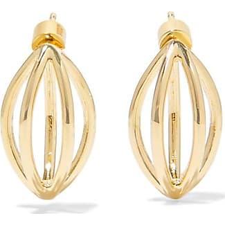 Hammock Gold-plated Earrings - one size Jennifer Fisher