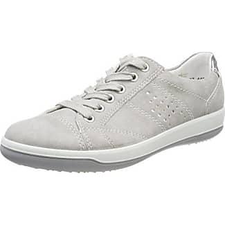Jenny Sapporo - Zapatillas Mujer, Blanco (offwhite, Silber), 38 EU