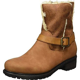 Dover-STF, Chelsea Boots Femme, Rouge Amarante, 42,5 EUJenny