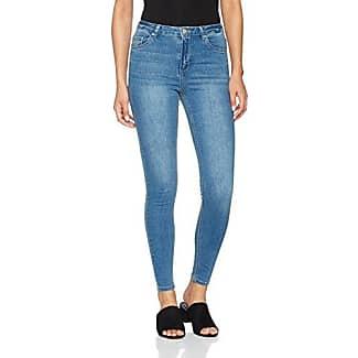 Jennyfer DEE18DEPIKD, Vaqueros Skinny para Mujer, Azul (Bleu Jean 13), 36 (Talla del Fabricante: 36)