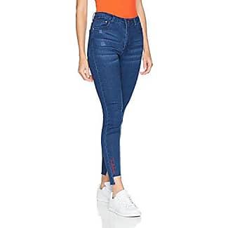 Jennyfer DEH17DEFYK, Vaqueros Skinny para Mujer, Azul (Bleu Jean 13), 38